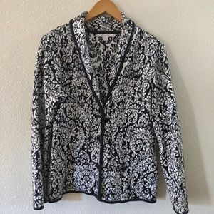 JM Collection cardigan sweater